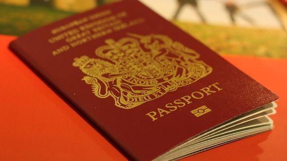 Qué significa el color de su pasaporte?