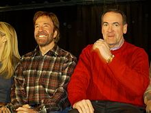Chuck Norris - Wikipedia, the free encyclopedia