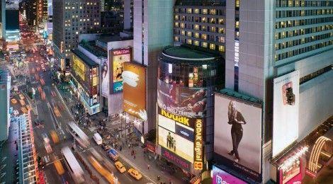 Hoteis perto da Broadway