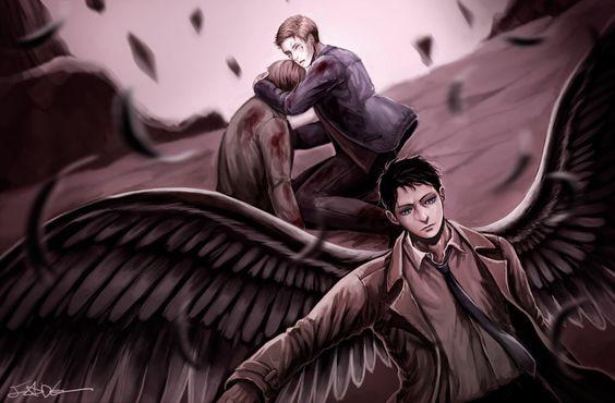 Supernatural: Guardian Angel by FACERR4 on @DeviantArt