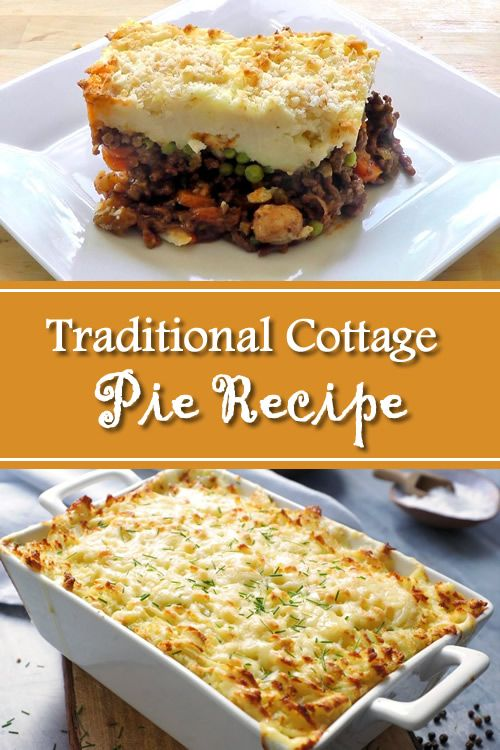 Traditional Cottage Pie Recipe In 2020 Cottage Pie Recipe Recipes Cottage Pie