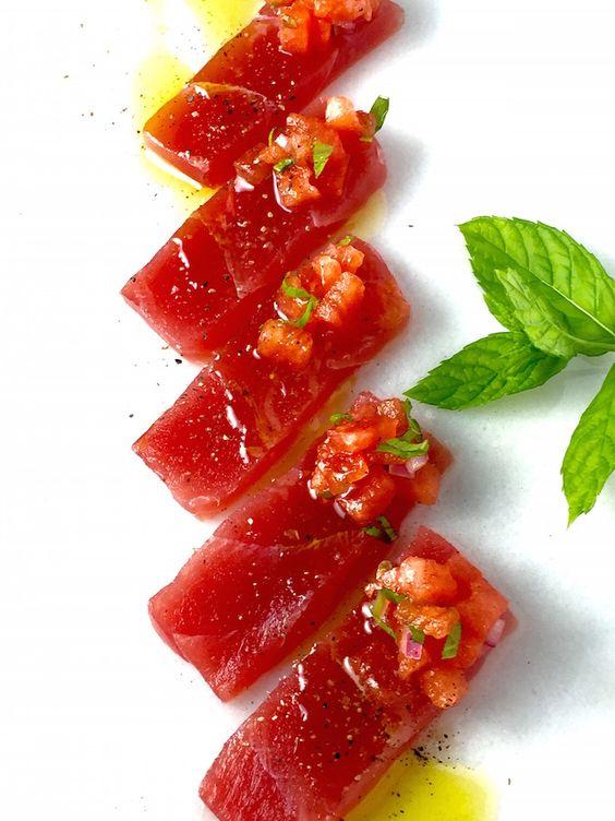 Pinterest the world s catalog of ideas for Sushi grade fish