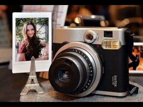 The Secret To Fujifilm Instax Mini 90 Neo Classic Instant Film Camera Youtube Fujifilm Instax Mini 90 Instax Mini 90 Instax Mini