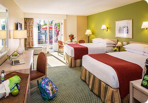 Anaheim Hotel Rooms and Suites near Disneyland | Howard Johnson Anaheim Hotel…