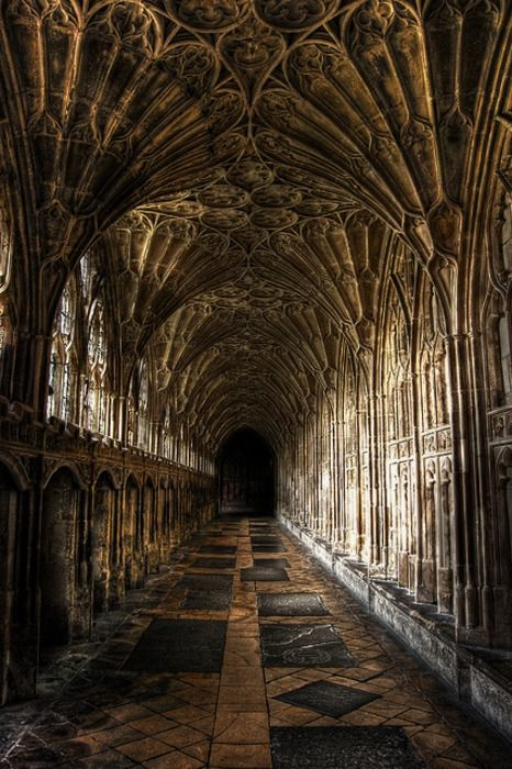 gloucester catedral//Oxford