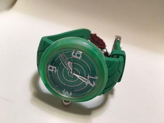 Von Dutch Swiss Watch Retails 325-385$ New Condition Needs New Battery #VonDutch #CasualFashion