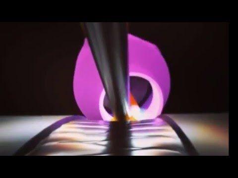 Walking The Cup In 3d Animation Youtube Tig Welding Welding Tungsten Inert Gas Welding