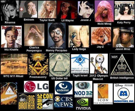 kardashians 2013 christmas card is full of illuminati symbolism