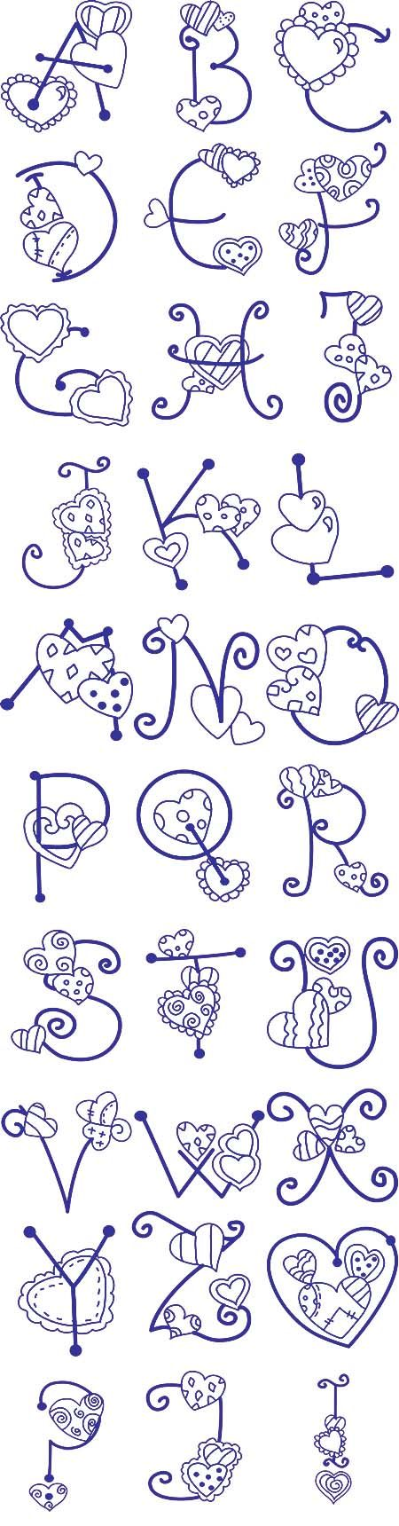 Free embroidery designs sweet embroidery designs index page templates doodles 2 - Appliques exterieures ontwerp ...