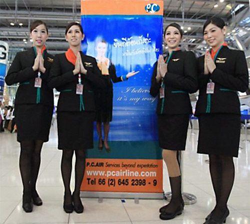 P.C. Air's transgender flight attendants