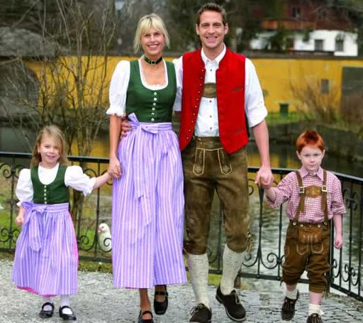 Austrian Women Stereotypes austria traditional cl...