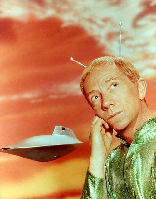 Ray Walston, My Favorite Martian