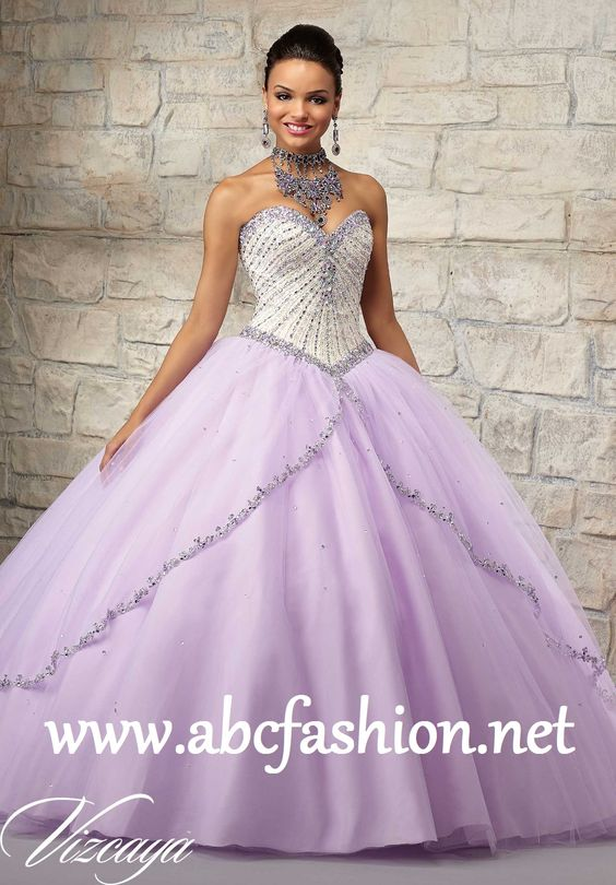 Mori Lee Quinceanera Dresses Style 89025 Colors: Champagne/Light Purple, Champagne/Coral, Champagne/Blush http://www.abcfashion.net/mori-lee-quinceanera-dresses-89025.html