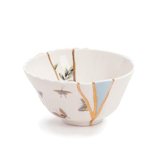Love This Pretty Bowl Kintsugi Kintsugi Japanese Broken Pottery Bowl