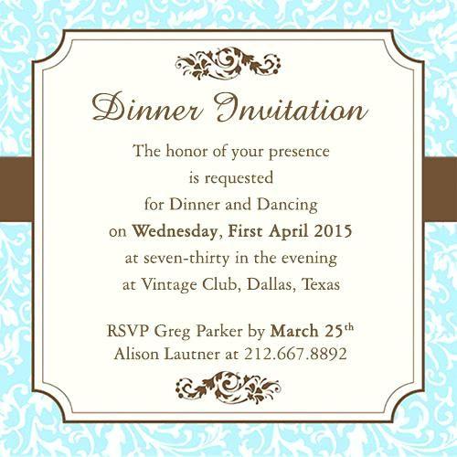 Dinner Invitations Wording For Friends Birthday Dinner Invitation Dinner Invitations Text Message Invitations