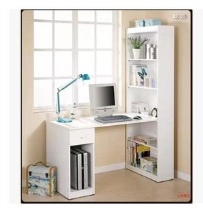 Que el ni o libre del escritorio del estante de la tabla for Muebles para computador