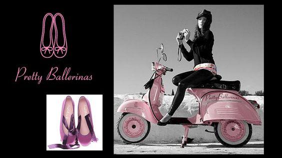Zapatos de prima ballerina