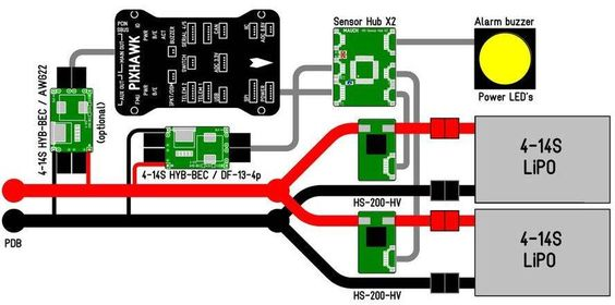 Dual parallel charging board