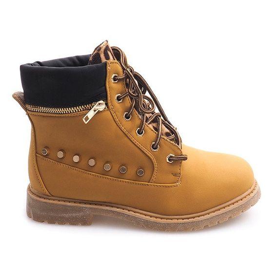 Shelovet Czarne Buty Zimowe Black Winter Boots Winter Shoes For Women Winter Boots