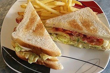 New York Club Sandwich, ein schönes Rezept aus der Kategorie USA & Kanada. Bewertungen: 81. Durchschnitt: Ø 4,6.