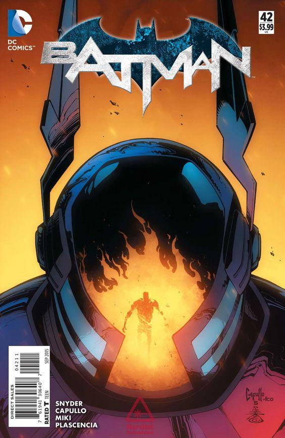 Revelado o novo Darkseid dos quadrinhos! - Legião dos Heróis
