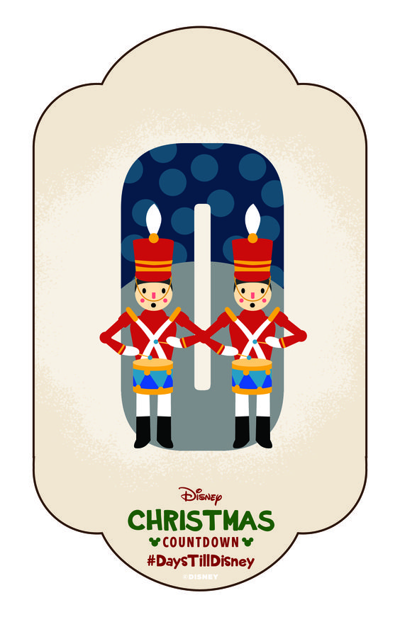 Disney crafts and christmas countdown calendar on pinterest for Make your own christmas countdown calendar