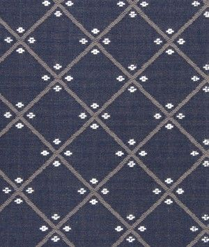Robert+Allen+Sandy+Lane+Navy+Blazer+Fabric