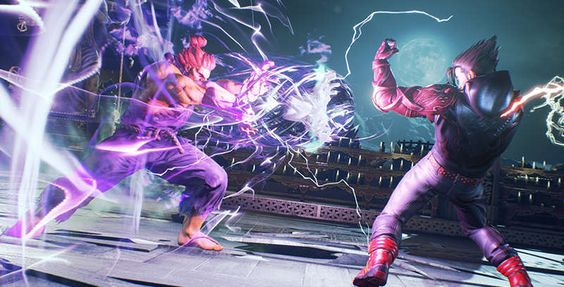 Tekken 7 Release Date And Story Mode Confirmed -             Bandai Namco's latest entry in the  Tekken  series is coming to PlayStation 4, Xbox One, and PC in early 2017.    Microsoft confirmed th...