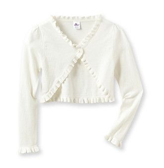 girls sweaters 7-16  | ... kids girls sizes 7 16 miss attitude girls 7 16 ivory sweater shrug