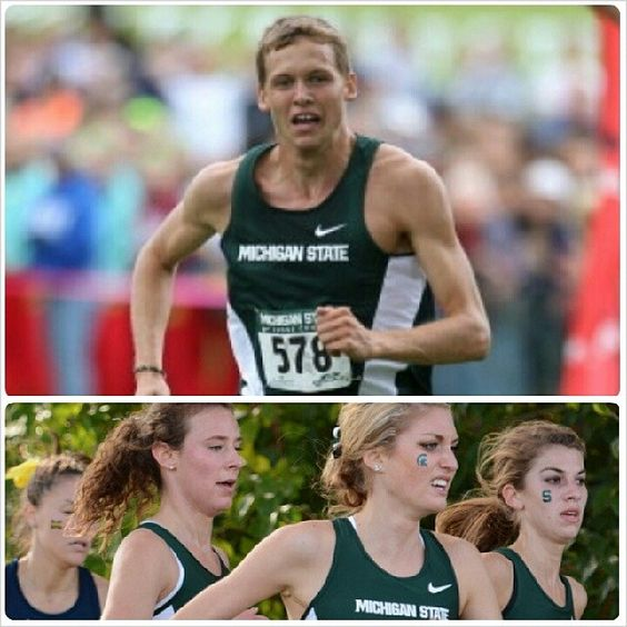 Good luck to the #MSUSpartans women's #XC team and Caleb Rhynard from Shepherd, MI representing the MSU men's team at the NCAA National Championships today! #Padgram