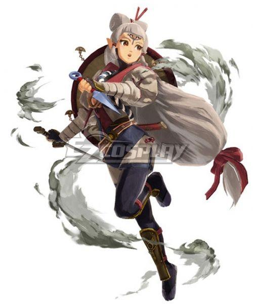 The Legend Of Zelda Hyrule Warriors Age Of Calamity Impa Cosplay Costume Zelda Hyrule Warriors Legend Of Zelda Hyrule Warriors