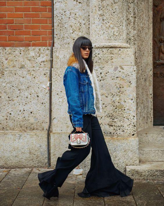 Laura Comolli Street Style Fashion Week di Parigi e Milano 2018