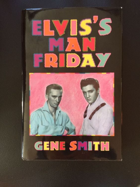 Image result for Elvis Man Friday by Gene Smith
