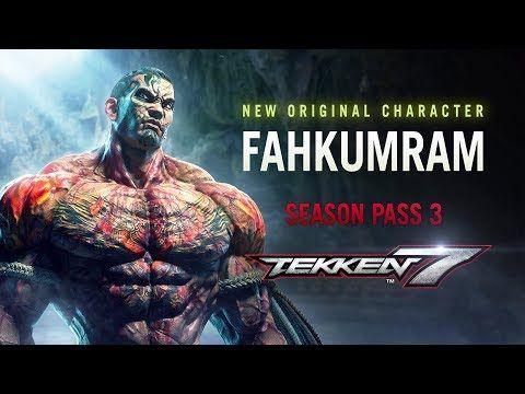 Tekken 7 Fahkumram Character Announcement Trailer Ps4 Xb1 Pc