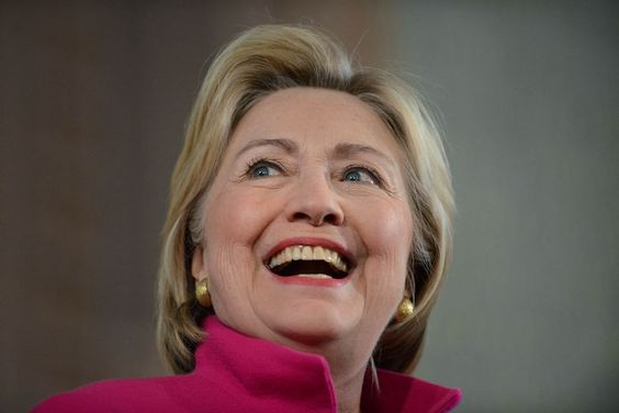 Hillary Clinton Says Aliens May Have Visited Earth