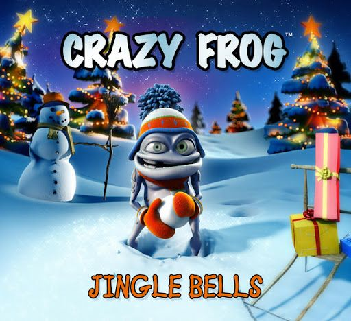 ▶ CHRISTMAS DANCE (crazy frog - jingle bells) by FUZION DANCERS - YouTube