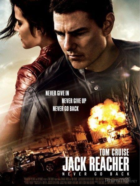 Phim Jack Reacher: Không Quay Đầu