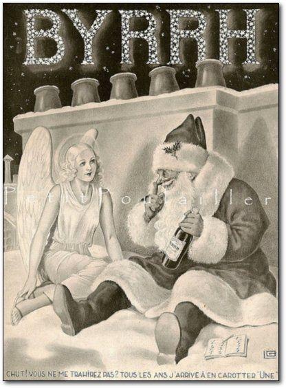 Top 25 des pires publicités vintage de Noel (avant on savait rire bordel)