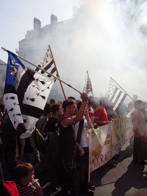 Festimanif à Nantes 20/09/08 - Ici c'est la Bretagne : Réunification ! 44=Breizh
