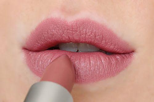 lipstick swatch | Makeup Swatches | Mac