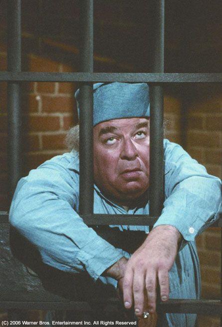 Boss Hog in Jail | The Dukes Of Hazzard | Pinterest | Boss