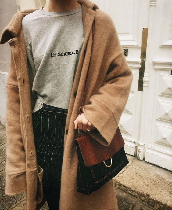 Camel Coat #streetstyle #womensfashion #ootd