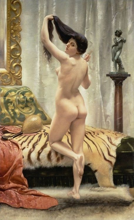 John Reinhard Weguelin - weguelin the bath