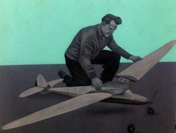 El Aviador.