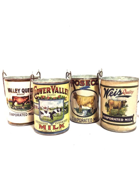Each of our candles is hand-poured. We use soy wax . our candles are infused with essential oils .  Burn Time: up to 45 hrs  Cans are replicas of an old vintage cans variations on the labeling are common.   $21.00