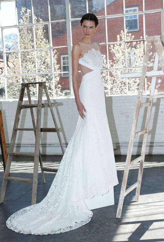 Lela Rose Wedding Dresses Nyc : Lela rose bridal spring york photos and