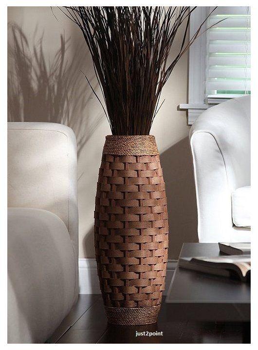 Pin By Lorraine Rawlins On Decorating In 2021 Tall Floor Vases Floor Vase Large Floor Vase
