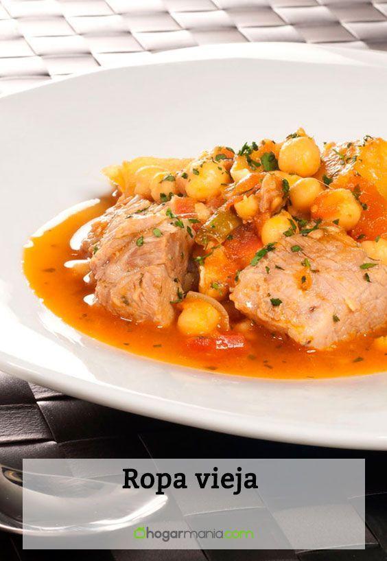 Receta De Ropa Vieja Bruno Oteiza Receta Carne De Cerdo