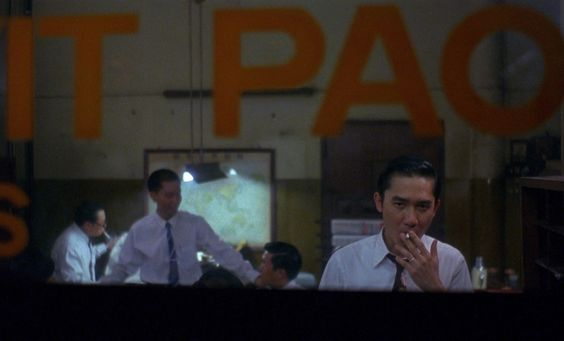 """""You notice things if you pay attention."" In The Mood For Love (2000) dir. Wong Kar Wai """