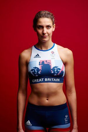 Isobel Pooley, team GB, Rio 2016